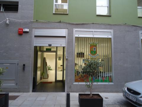 Servicios sociales del Ayuntamiento de Gáldar