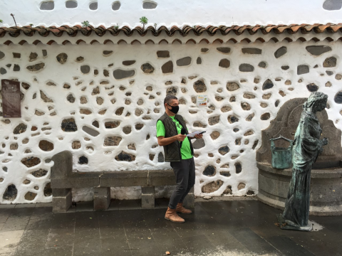 Feria de Turismo Activo de Valsequillo de Gran Canaria