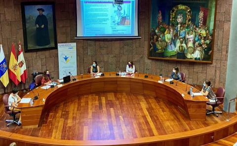 FADEMUR presenta en el Cabildo de La Gomer/ CanariasNoticias.es