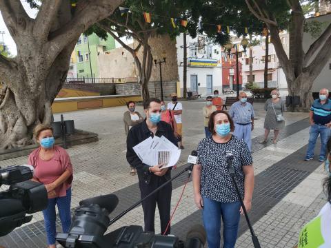 AAVV Lugar de Lugarejo de San Lorenzo / CanariasNoticias.es