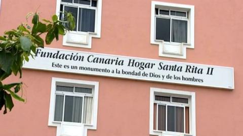 Residencia de mayores Hogar de Santa Rita / CanariasNoticias.es