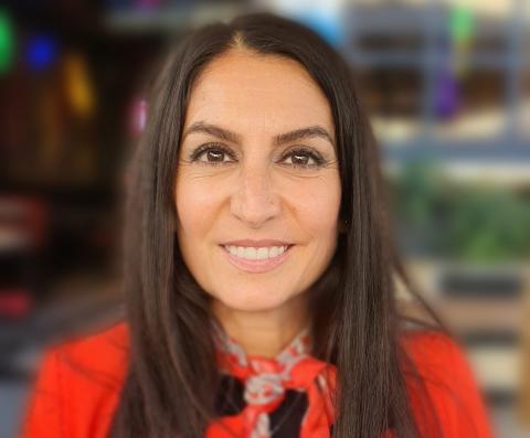 Ana Muñoz Díaz-Parreño, gerente para el área de Limpieza y Medio Ambiente de ILUNION