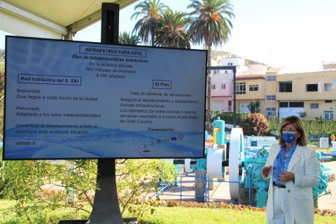 Presentación del Plan Estratégico de Infraestructuras Hidráulicas / CanariasNoticias.es