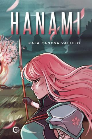 Novela Hanami. Rafael Canosa Vallejo. Caligrama Editorial