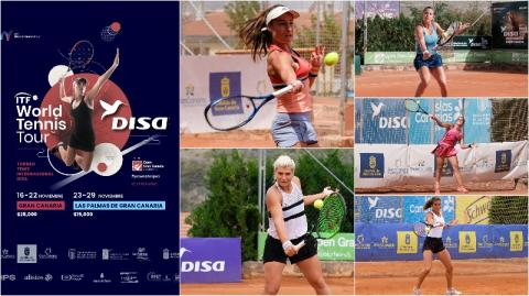 ITF World Tennis Tour Disa Gran Canaria 2020