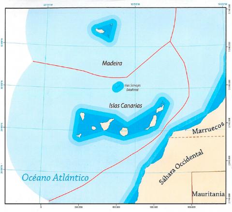 Marruecos elimina la mediana equidistante con Canarias 1