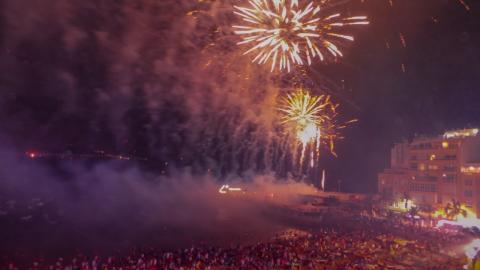 Las Campanadas de Fin de Año serán en la Playa de Las Canteras/ CanariasNoticias.es