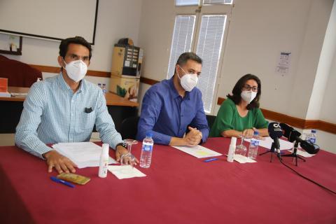 Presentación Campaña Prevención de Incendios Lanzarote / CanariasNoticias.es