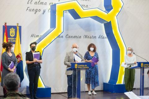 Presentación del Marco Estratégico por la Igualdad Gran Canaria