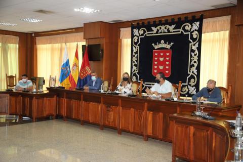 Reunión con agricultores, ganaderos y pescadores de Lanzarote