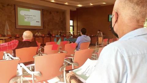 Reunión técnica del Ayuntamiento de Agüimes / CanariasNoticias.es