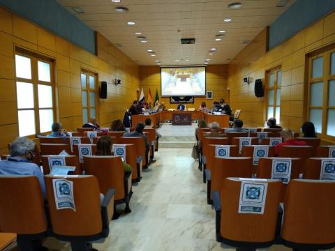 Pleno Cabildo de Fuerteventura/ CanariasNoticias.es