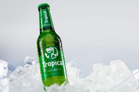 Botella de Tropical / CanariasNoticias.es