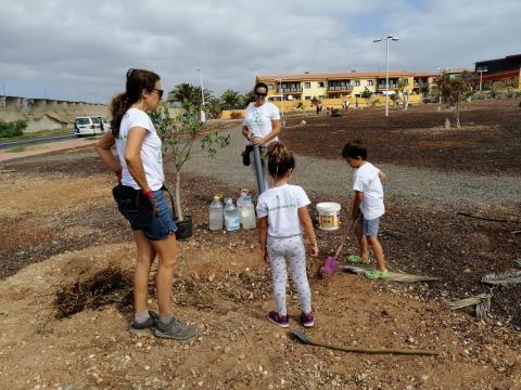 Iniciativa Barrios Verdes de Telde / CanariasNoticias.es