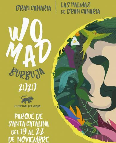 Festival WOMAD Burbuja Gran Canaria - Las Palmas de Gran Canaria
