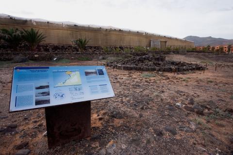 Yacimiento de La Guancha en Gáldar / CanariasNoticias.es