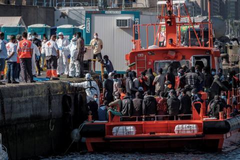 Inmigración ilegal/ canariasnoticias.es