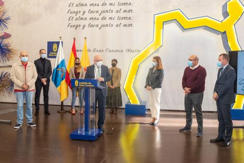 Presentación de las obras de la Casa Pequeño Valiente / CanariasNoticias.es