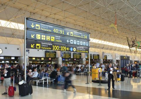 Aeropuerto de Gran Canaria / CanariasNoticias.es