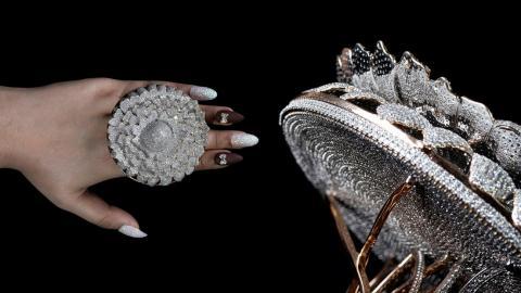 Anillo Marigold diamond