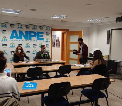 ANPE. Sindicato de Educación/ canariasnoticias.es