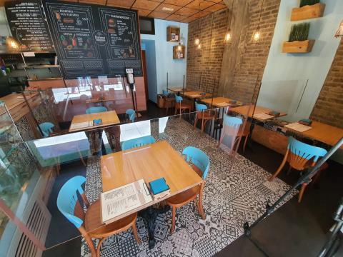 Cafeterías vacías/ canariasnoticias.es