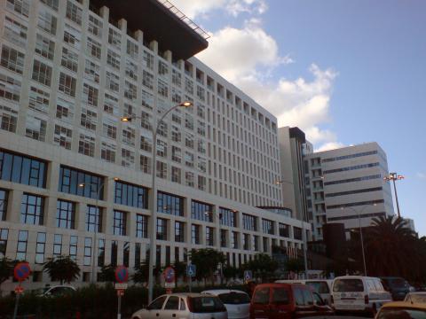 Complejo Hospitalario Universitario Insular-Materno Infantil/ CanariasNoticias.es