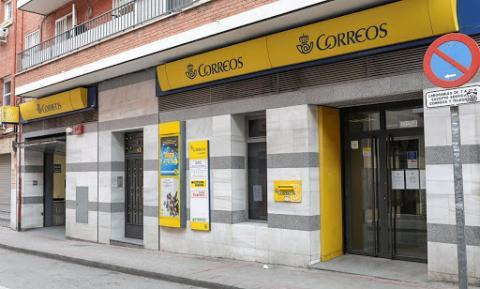 Correos. Oficina/ canariasnoticias.es