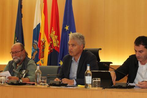 Pleno del Ayuntamiento de Tías / CanariasNoticias.es