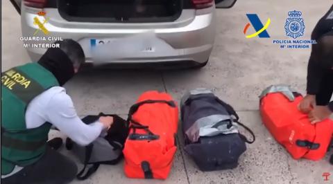 Incautación de droga en Lanzarote / CanariasNoticias.es