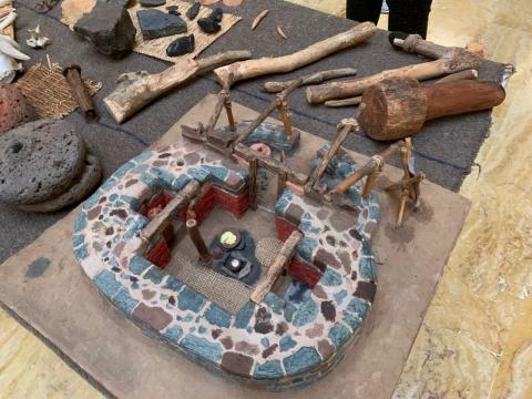 El Museo Canario celebra el éxito de su última visita en familia del año 2020 / canariasnoticias.es
