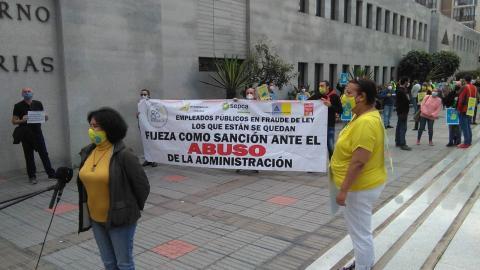Empleados públicos de Canarias. Protestas/ canariasnoticias.es