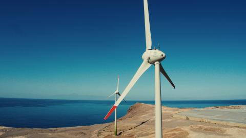 Energías renovables. Gáldar / CanariasNoticias.es