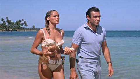 Escena de la película 'Dr. No' de la saga James Bond