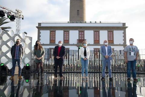 """Presentación del programa especial """"8 faros en el Atlántico"""" / CanariasNoticias.es"""