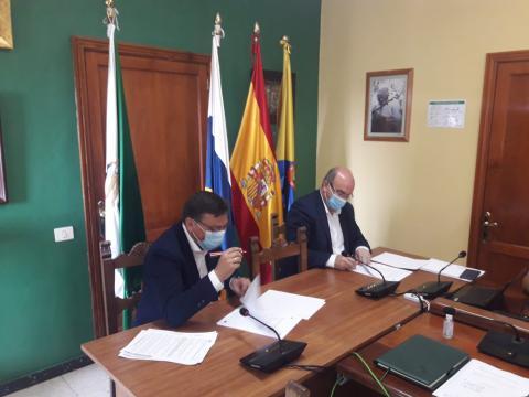 """Francisco Atta, alcalde de Valsequillo, reconoce su """"mala gestión"""" presupuestaria/ canariasnoticias.es"""