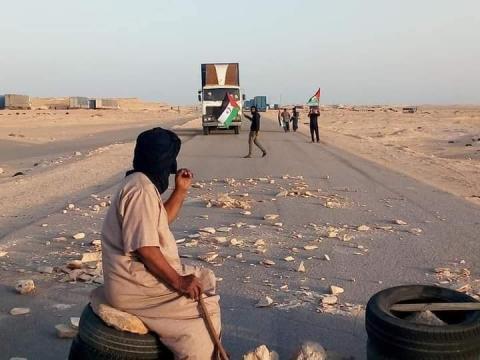 Guerguerat. Sahara/ canariasnoticias.es 13122020