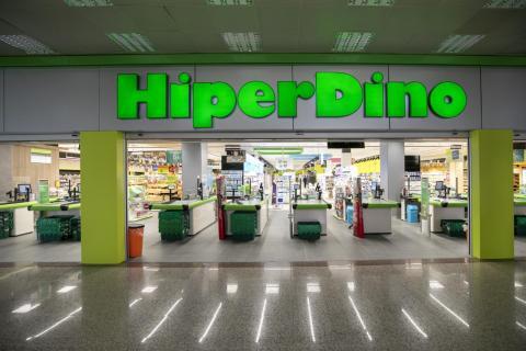 HiperDino recauda más de 70.000 euros durante la 'Gran Recogida de Alimentos' 2020/ canariasnoticias.es
