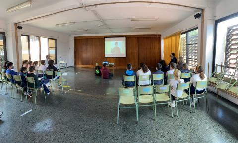 """Proyecto """"Academia anti-COVID"""" Las Palmas de Gran Canaria / CanariasNoticias.es"""