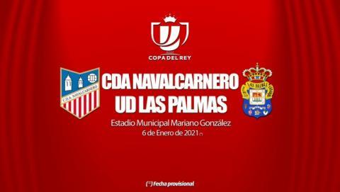 Copa del Rey. U.D. Las Palmas-CDA Navalcarnero/ canariasnoticias.es