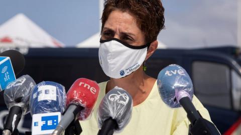Onalia Bueno, alcaldesa de Mogán / CanariasNoticias.es
