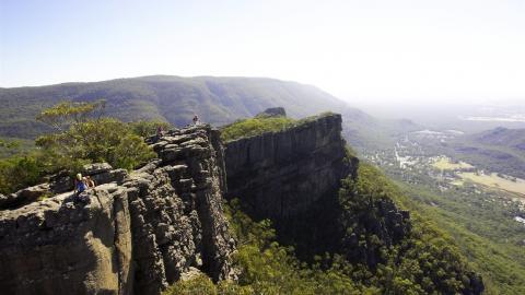 Parque Nacional Grampians. Australia / CanariasNoticias.es