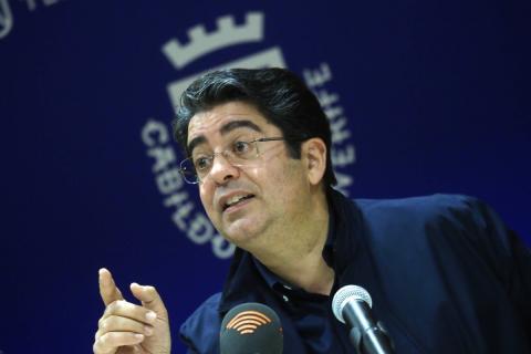 Pedro Martín, Presidente del Cabildo de Tenerife / CanariasNoticias.es