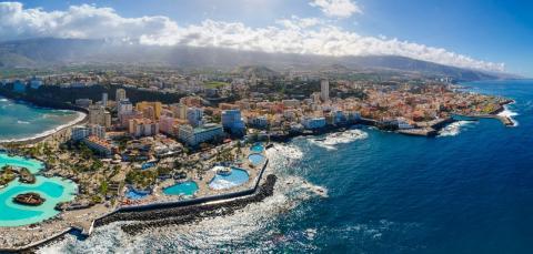 Puerto de la Cruz. Tenerife/ canariasnoticias.es