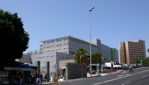 Hospital Universitario Nuestra Señora de La Candelaria/ canariasnoticias.es