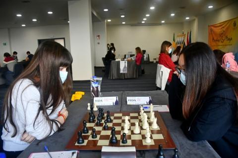 Torneo Internacional Feda. La Palma 2.2020/ CanariasNoticias.es