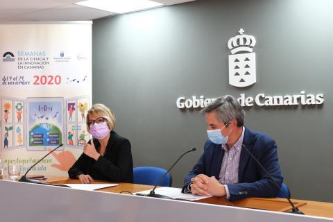 Presentación de las Semanas de la Ciencia y la Innovación en Canarias / CanariasNoticias.es