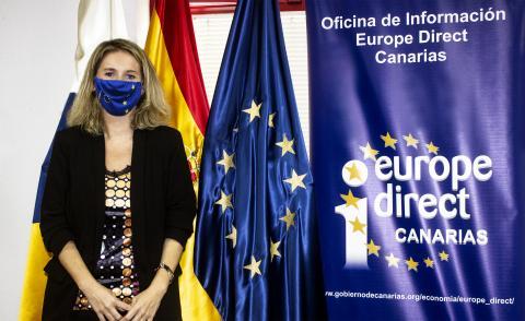 Almudena Estévez, viceconsejera de Economía e Internacionalización / CanariasNoticias.es