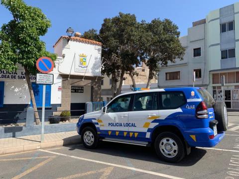 Policía Local de La Aldea de San Nicolás / CanariasNoticias.es