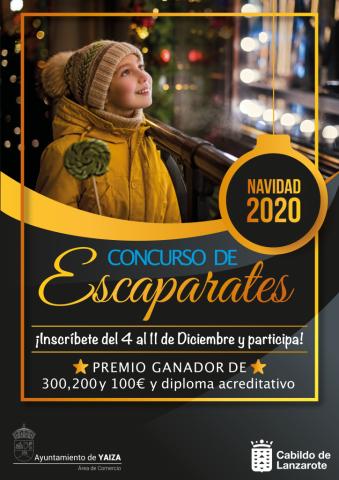 Yaiza convoca su Concurso de Escaparates de Navidad/ CanariasNoticias.es